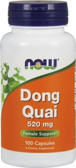 NOW Dong Quai 520 мг