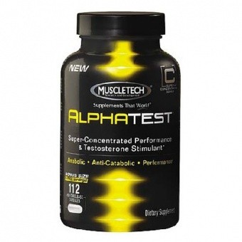 Купить MuscleTech AlphaTest