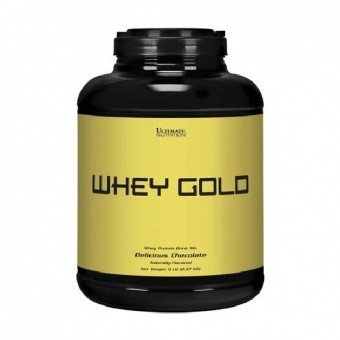 Ultimate Nutrition Whey Gold Протеин сывороточный