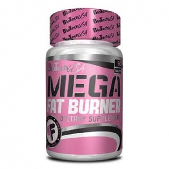 Купить BioTechUSA Mega Fat Burner