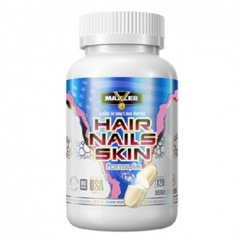 Купить Maxler Hair Nails Skin Formula
