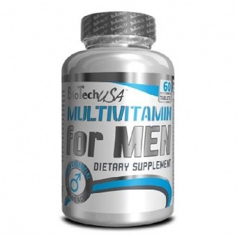 Купить BioTechUSA Multivitamin For Men