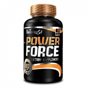 BioTechUSA Power Force Кофеин