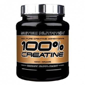 Купить Scitec Nutrition 100% Pure Creatine